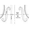 Устройство для установки душки для виолончели - Soundpost Setter