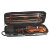 Футляр для скрипки GL Hi-Tec Carbon, серый металлик
