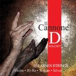 Струна Ре Larsen Il Cannone Soloist для скрипки