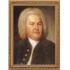 Портрет композитора Йоганн Бах