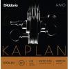 Комплект струн для скрипки Kaplan Amo