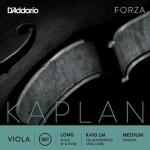 Комплект струн для альта Kaplan Forza, medium