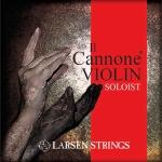 Комплект струн для скрипки Larsen Il Cannone Soloist