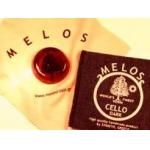 Канифоль MELOS Mini для виолончели, темная