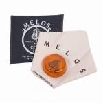 Канифоль MELOS Mini для виолончели, светлая