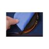Футляр для скрипки Negri Milano Leather, черный/синий
