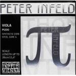 Комплект струн для альта Thomastik Peter Infeld