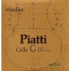 Струна для виолончели Соль Piatti