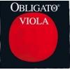 Комплект струн для альта Pirastro Obligato