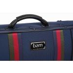 """Футляр для альта BAM Stylus SAINT GERMAIN 15"""" 3/4 (40 cm), синий"""