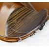 Подбородник для скрипки Stuber, розовое дерево (палисандр)