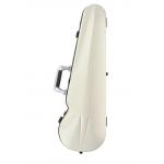Футляр для скрипки 4/4 BAM SUPREME ICE Hightech, white-black
