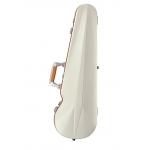 Футляр для скрипки 4/4 BAM SUPREME ICE Hightech, white-orange