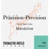 Комплект струн THOMASTIK MANDOLINE для мандолины (длина 34 см)