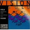 Комплект струн для альта THOMASTIK Vision Solo
