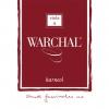 Комплект струн для альта Warchal Karneol