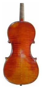 """Скрипка """"Romanian Master"""", подготовленная к игре"""