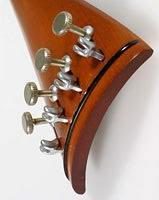 Подгриф для виолончели 4/4-7/8 Ulsa Alum English Boxwood