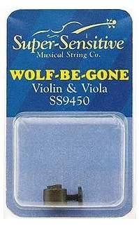 """Устройство для устранения волчка """"Wolf Be Gone"""" для скрипки и альта"""