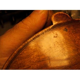 Cкрипка Jacobus Stainer 1689/1906