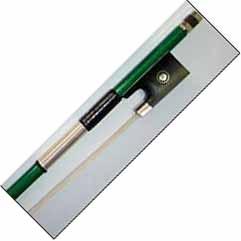 Смычок для скрипки 4/4 CARBON green
