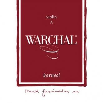 Комплект струн для скрипки Warchal KARNEOL