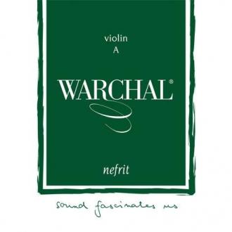 Комплект струн для скрипки Warchal Nefrit