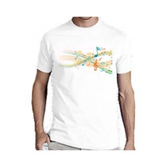 Мужская футболка белая Merry Staves