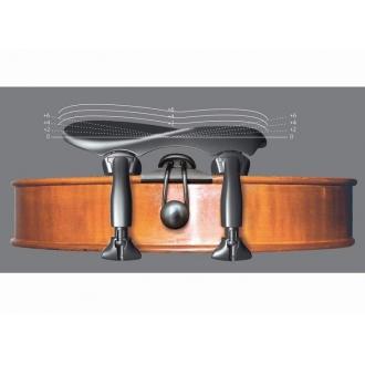 Подбородник для скрипки 4/4 Wittner Augsburg hypoallergenic