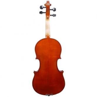 """Скрипка 1/16 """"Allegretta"""" с каплевидным футляром (Violin shape), канифолью и смычком"""