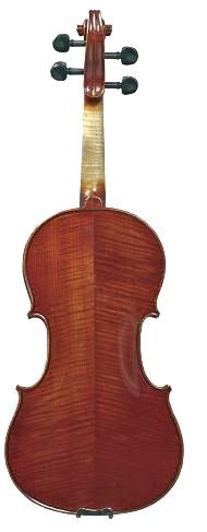 """Ученическая Скрипка """"Andantina"""", комплект со смычком, футляром """"violin-shaped"""", канифолью"""