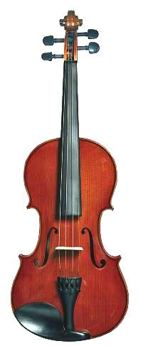 """Скрипка """"Andantina"""" с футляром 2113VN, смычком и канифолью"""